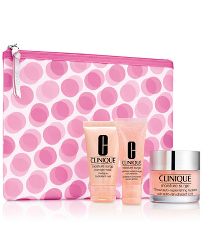 Clinique 4-Pc. Moisture Favorites Set