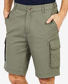 Nautica Men's Stretch Ripstop Cargo Short