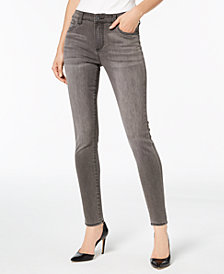 Kut from the Kloth Petite Donna Skinny Ankle Jeans