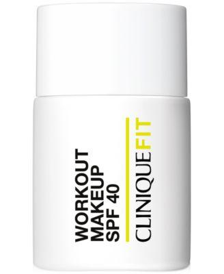 CliniqueFIT Workout Makeup SPF 40, 1 oz.