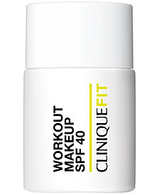 Clinique CliniqueFIT Workout Makeup SPF 40, 1 oz.