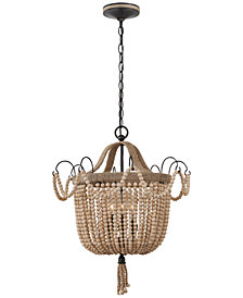 Uttermost Civenna 3-Light Pendant