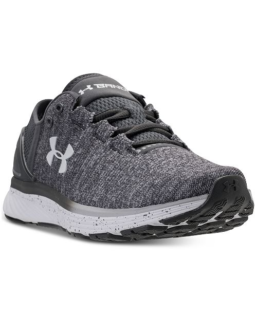 bf2ba59a9 ... Under Armour Women's Charged Bandit 3 Running Sneakers from Finish ...