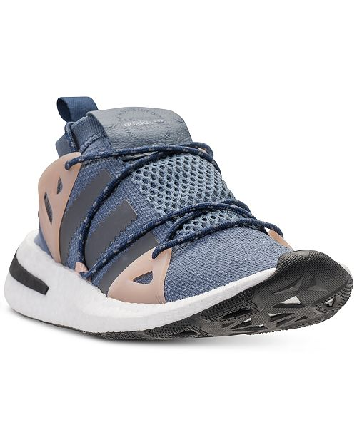detailed look e2cdd 999db adidas Womens Originals Arkyn Boost Casual Sneakers from Finish Line