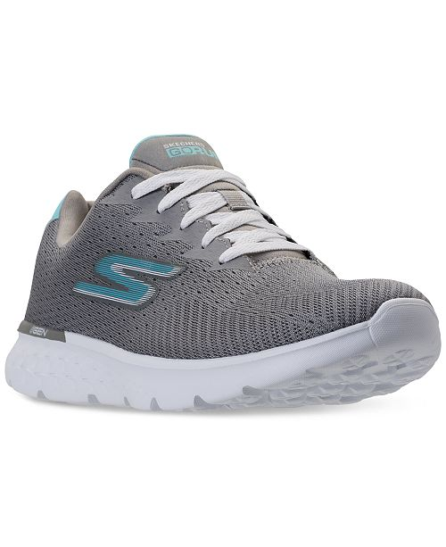 6fcf3c3d7d13ed Skechers Women s GOrun 400 - Sole Wide Walking Sneakers from Finish Line