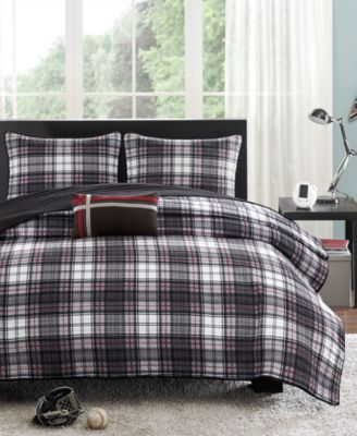 Harley 4-Pc. Full/Queen Coverlet Set