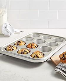 Anolon Bakeware Nonstick 12-Cup Muffin Pan