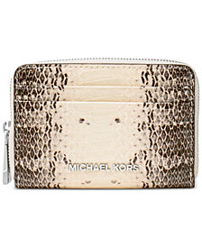 MICHAEL Michael Kors Zip Around Wallet