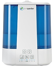 PureGuardian H5225WCA  2-Gallon Ultrasonic Warm & Cool Mist Humidifier with Aroma Tray
