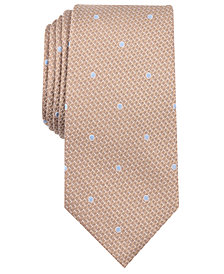 Nautica Men's Gazelle Dot Silk Tie