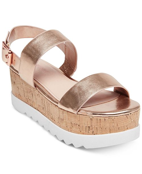 719dcb8877d Madden GirlSUGAR Platform sandals rose gold Bt4TA - berlinesturismo.com