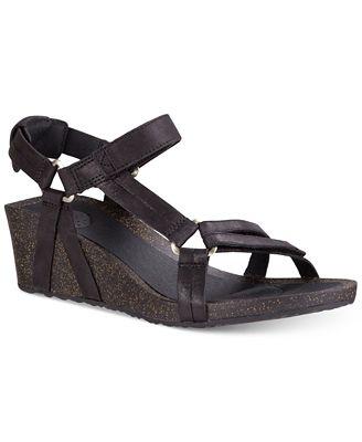 Teva Women's Ysidro Universal Wedge Sandals Women's Shoes