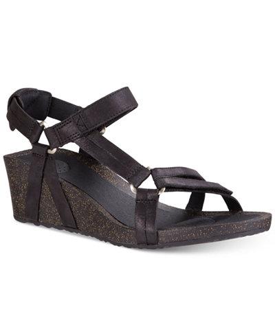 Teva Women's Ysidro Universal Wedge Sandals
