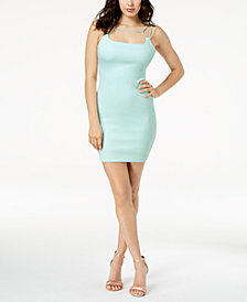 GUESS Gillian Strappy Bodycon Dress