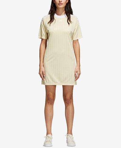 adidas Originals adicolor Ribbed Dress