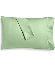 Solid Open Stock 400 Thread Count King Pillowcase, Created for Macy's