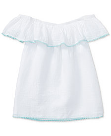 Polo Ralph Lauren Cotton Top, Big Girls