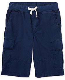 Polo Ralph Lauren Cotton Cargo Shorts, Big Boys