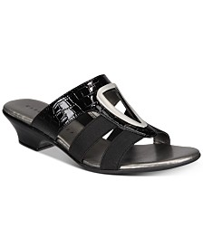 Karen Scott Engle Sandals, Created for Macy's