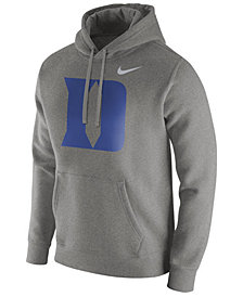 Nike Men's Duke Blue Devils Cotton Club Fleece Hooded Sweatshirt