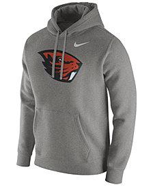 Nike Men's Oregon State Beavers Cotton Club Fleece Hooded Sweatshirt