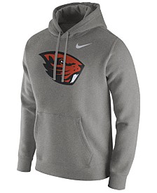Nike Men's Oregon State Beavers Cotton Club Fleece Hooded Sweatshirt