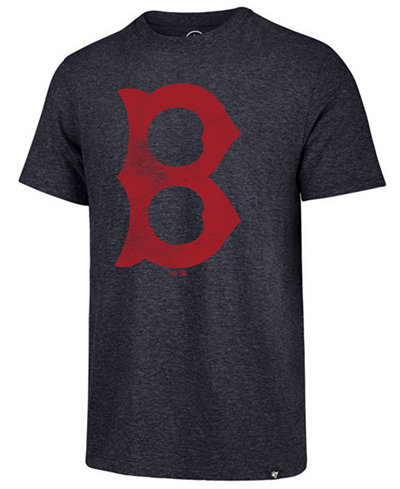 '47 Brand Men's Boston Red Sox Coop Triblend Match T-Shirt