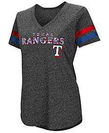 G-III Sports Women's Texas Rangers Major League T-Shirt