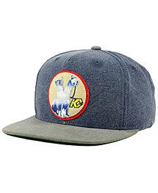 CCM Kansas City Scouts 2Tone Snapback Cap