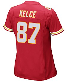 Nike Women's Travis Kelce Kansas City Chiefs Game Jersey