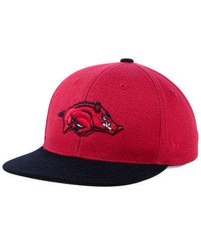 Top of the World Boys' Arkansas Razorbacks Maverick Snapback Cap
