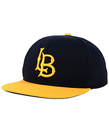 Top of the World Boys' Long Beach State 49ers Maverick Snapback Cap