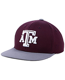 Top of the World Boys' Texas A&M Aggies Maverick Snapback Cap