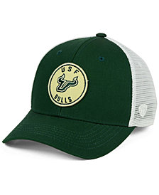 Top of the World South Florida Bulls Coin Trucker Cap