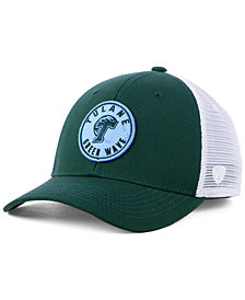 f799206d6b7 Top of the World Tulane Green Wave Coin Trucker Cap