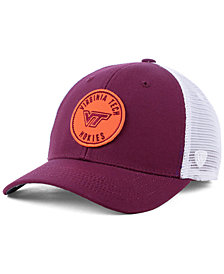Top of the World Virginia Tech Hokies Coin Trucker Cap