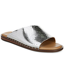 Franco Sarto Rye Slide Flat Sandals