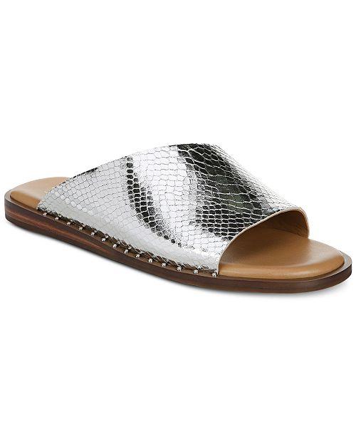 Rye Slide Flat Sandals