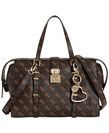 GUESS Joslyn Signature Satchel
