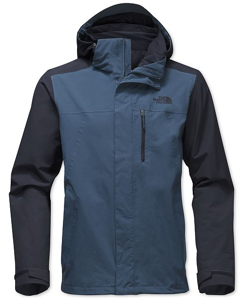 f18cf89fb The North Face Men's Big & Tall Carto 3-in-1 Tri-Climate Insulated ...