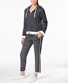 Calvin Klein Performance Cropped Hoodie & Pants