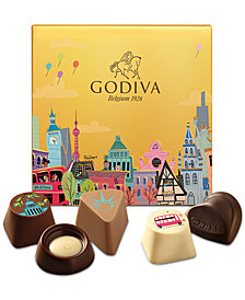 Godiva 9-Pc. City Dreams Gift Box