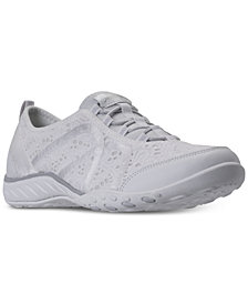 Skechers Women's Relaxed Fit: Breathe Easy - Elegant Glow Walking Sneakers from Finish Line