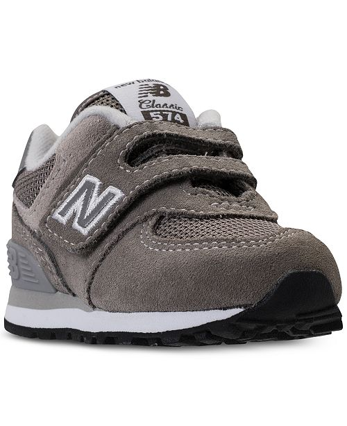 a515ac7381e1d ... New Balance Toddler Boys' 574 Core Casual Sneakers from Finish ...