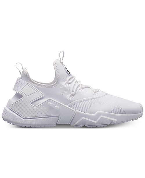 68adb2ffd62 Nike Men s Air Huarache Run Drift Casual Sneakers from Finish Line ...