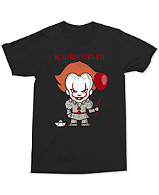 Changes Men's Graphic Sketch Pennywise T-Shirt