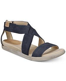 Ecco Women's Damara Flat Sandals