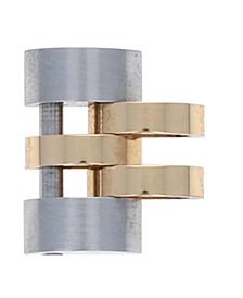 Women's Two-Tone 18K Gold & Stainless Steel Jubilee Link