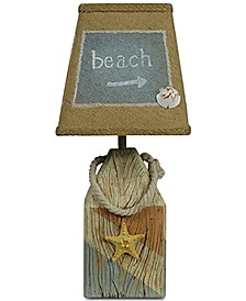 Star Fish Buoy Accent Lamp