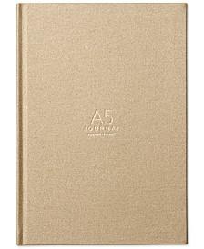 Russell & Hazel A5 Bookcloth Journal